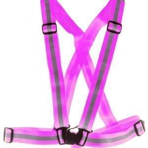 Atom Heijastinvaljaat Pinkki