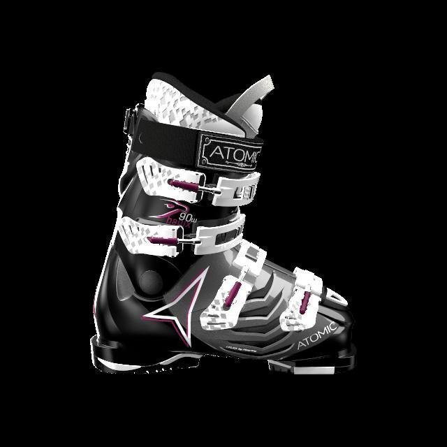 Atomic Hawx 1.0 90 Womens 2017 Musta 25