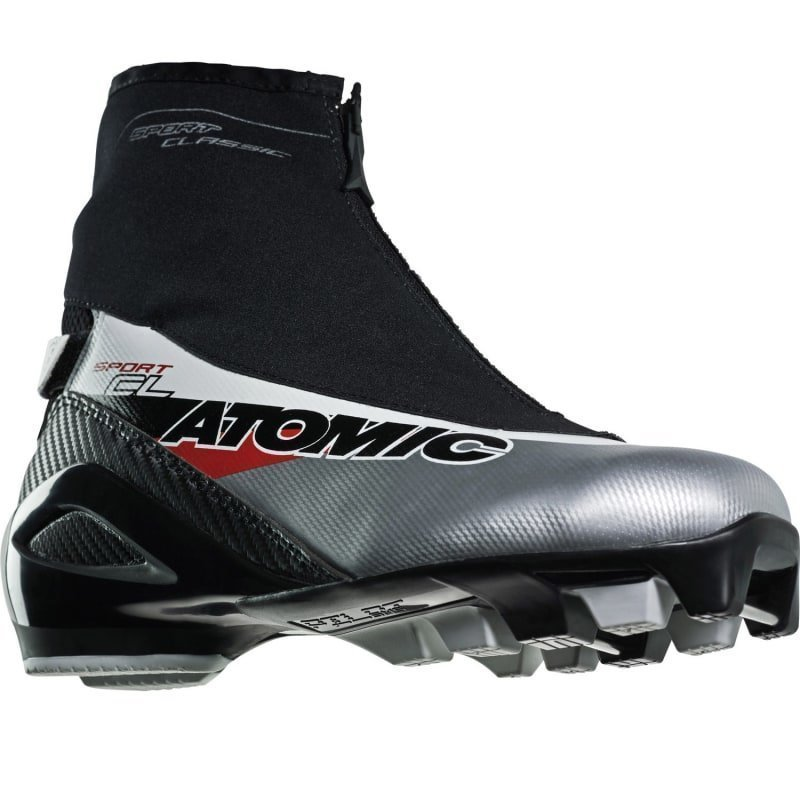 Atomic Sport Classic UK10 / EU44 2/3 Black/Grey