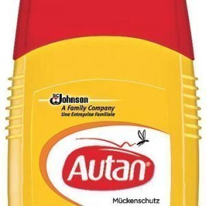 Autan Protection Plus Pump Spray