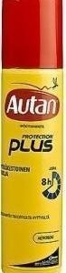 Autan Protection Plus karkoteaerosoli 100ml