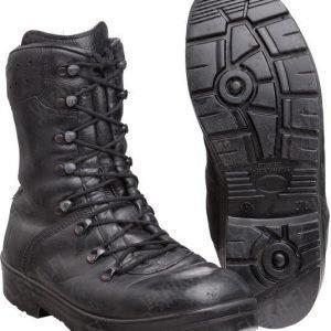 BW taistelijan kengät 2005 HAIX DMS ylijäämä
