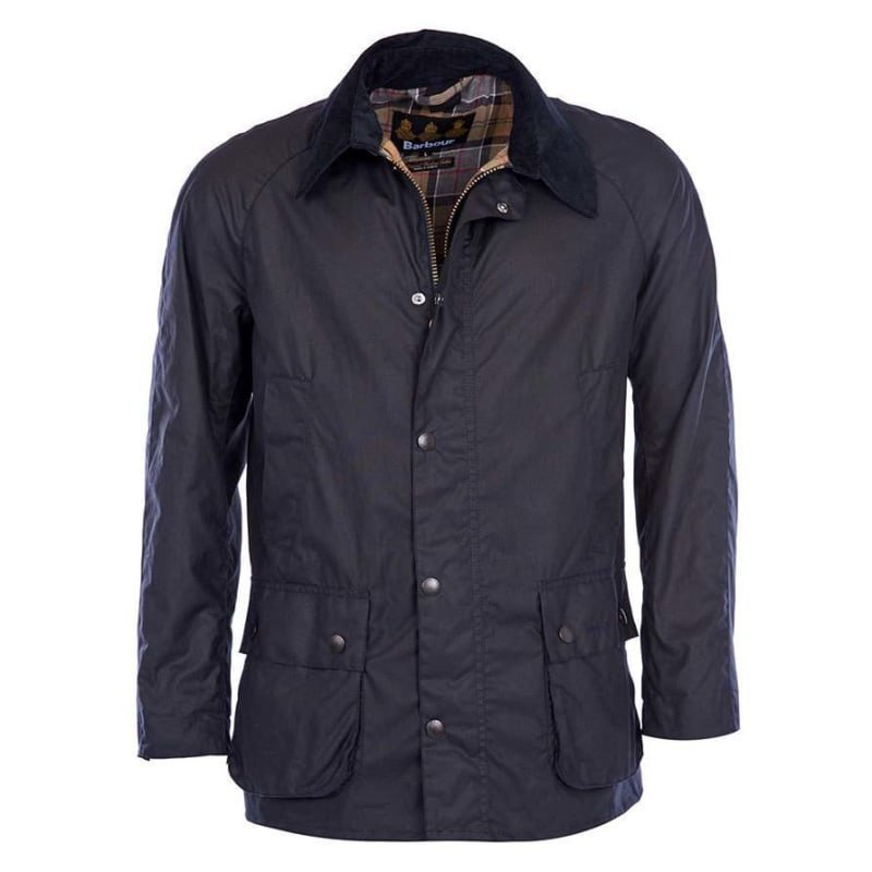 Barbour Ashby XL Navy