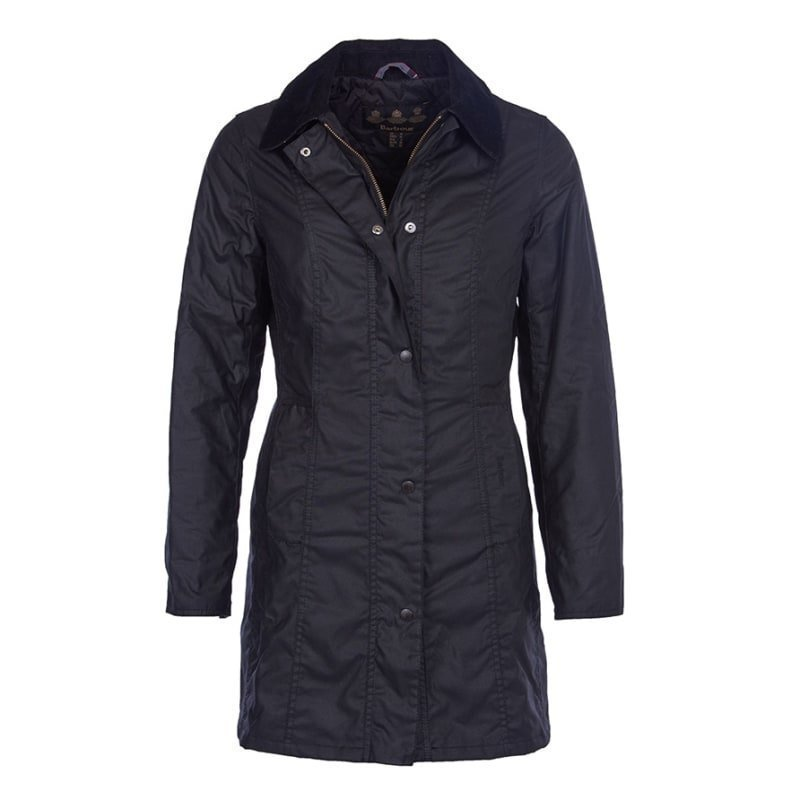 Barbour Belsay UK 10 / EU 36 Black