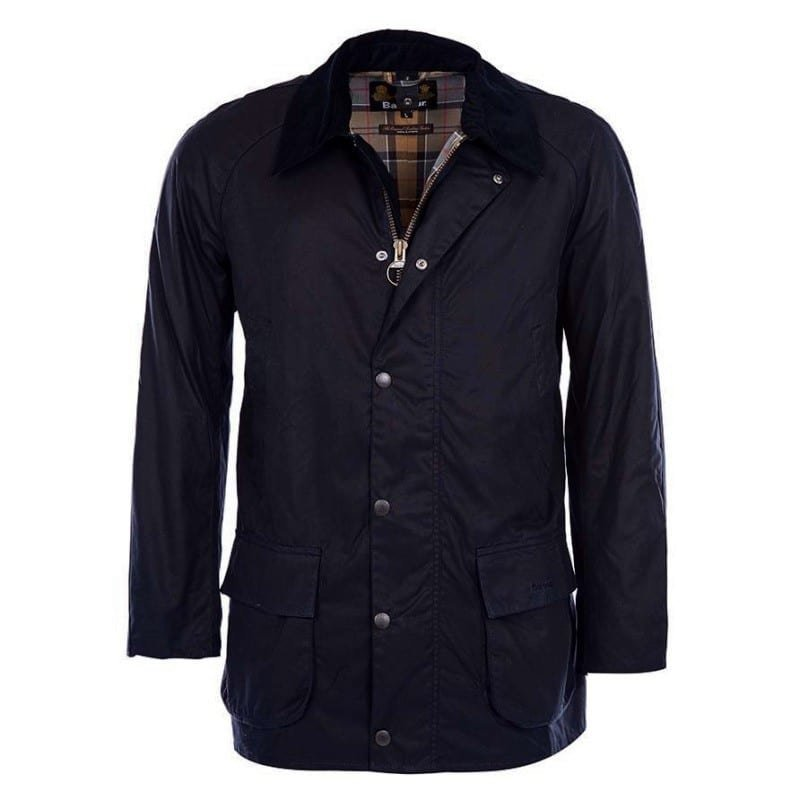 Barbour Bristol L Navy