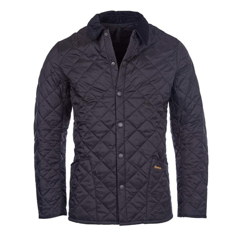 Barbour Heritage Liddesdale XL Black