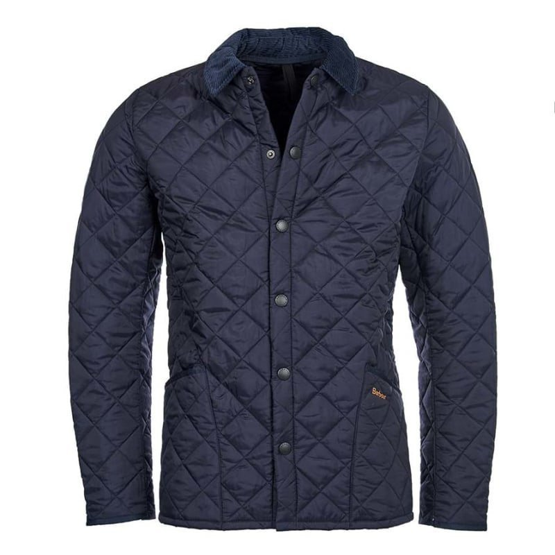 Barbour Heritage Liddesdale XL Navy