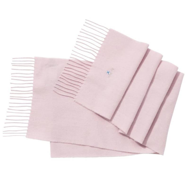 Barbour Plain Lambswool Scarf 1SIZE Pink