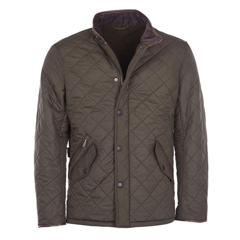 Barbour Powell S Olive