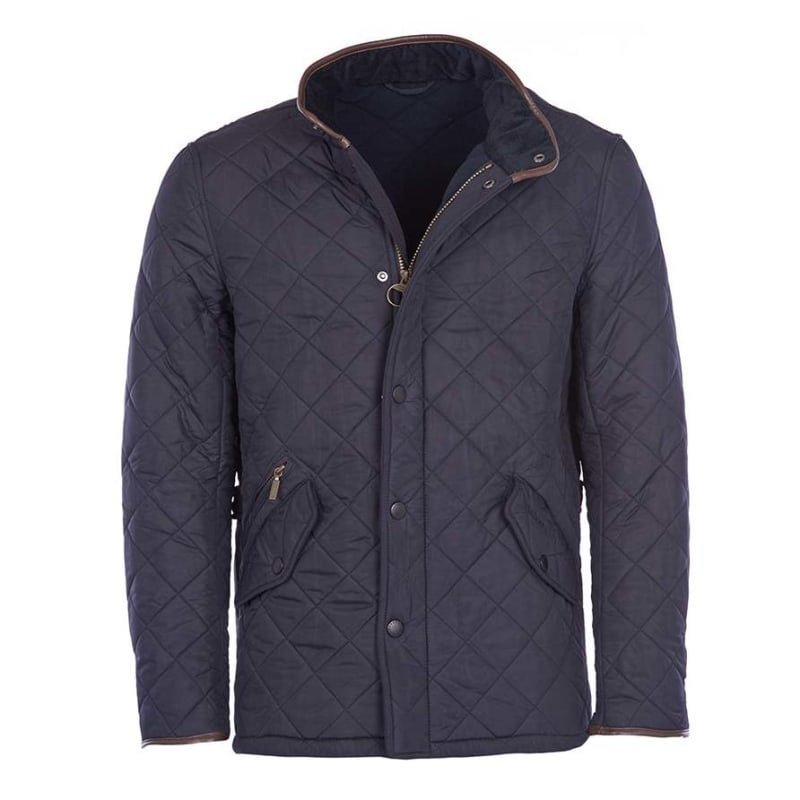 Barbour Powell XL NAVY/ERCU BEACO