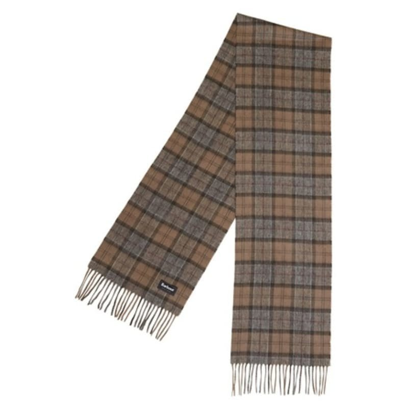 Barbour Tartan Lambswool Scarf 1SIZE Dress