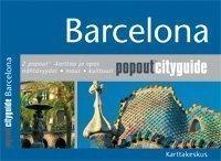 Barcelona popout cityguide 2008 suomenkielinen