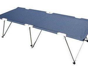 Bel-Sol Camping Bed matkasänky sininen