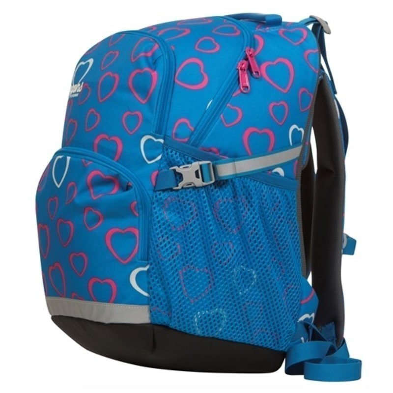 Bergans 2GO 24L 24 Light Seablue Hearts