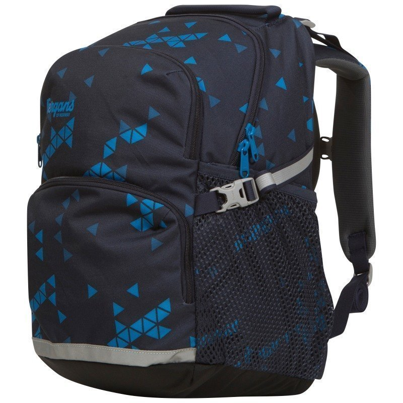 Bergans 2GO 24L 24 Midninght Blue Triangle