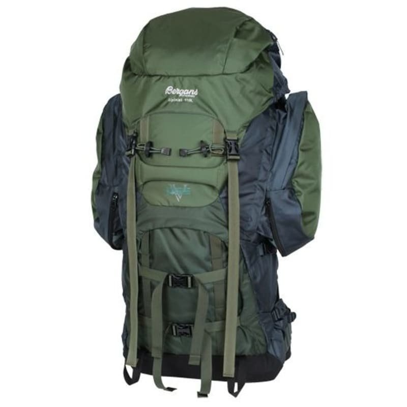 Bergans Alpinist Medium 110L 110 Green/Dark Green
