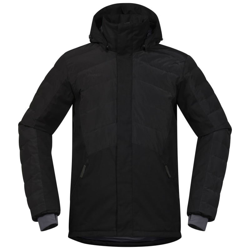 Bergans Brager Down/Insulated Jacket L Black