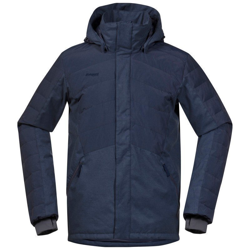 Bergans Brager Down/Insulated Jacket M Nightblue