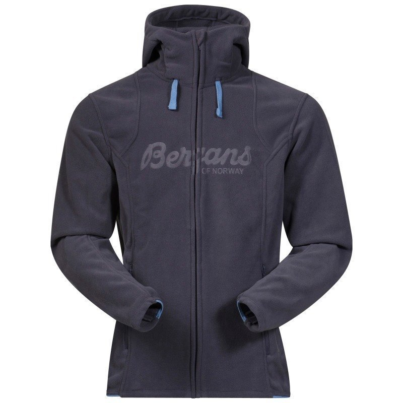 Bergans Bryggen Jacket L Night Blue/Dusty Lt Blue