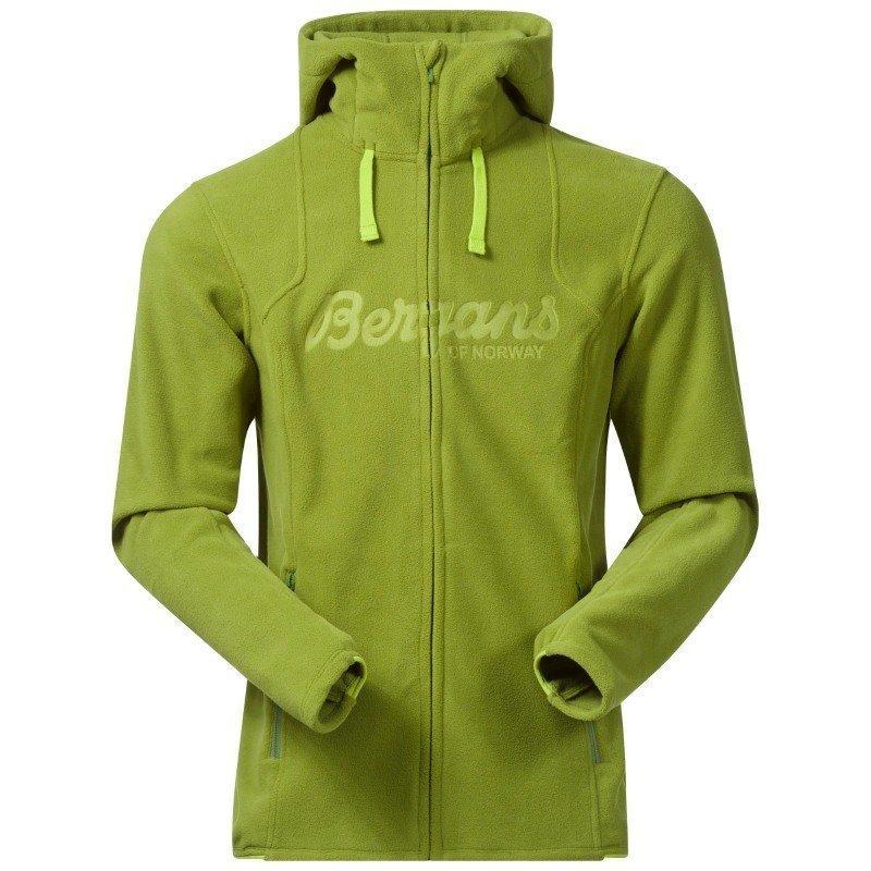 Bergans Bryggen Jacket L Spring Green/Spring Leaves