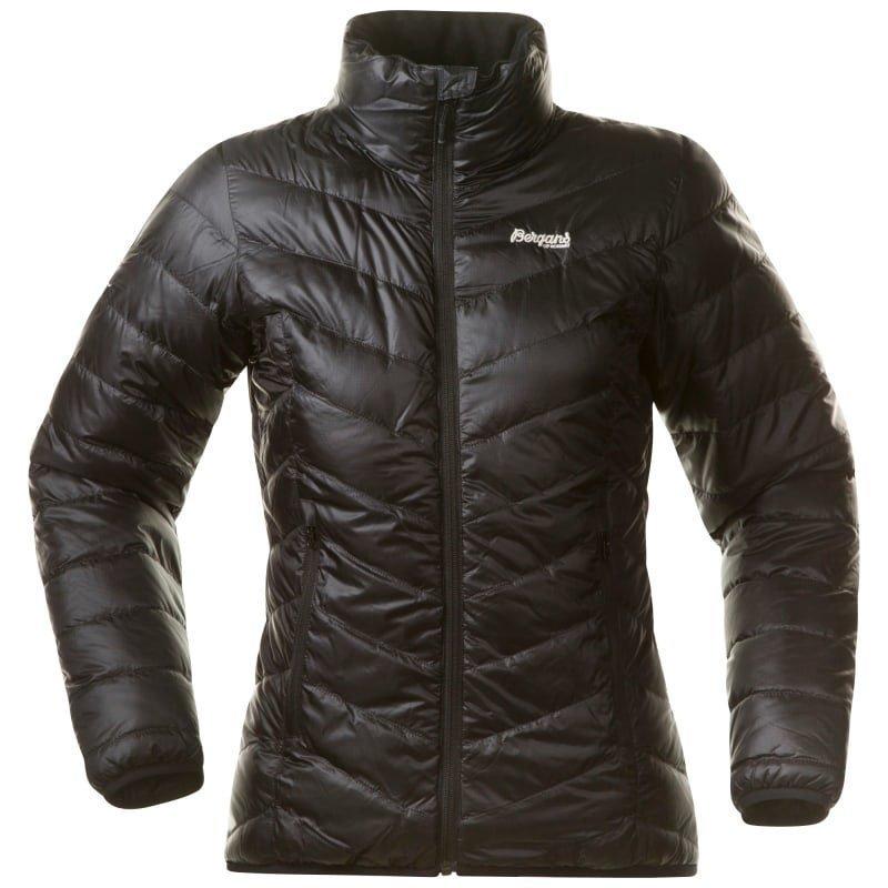 Bergans Down Light Lady Jacket L Black