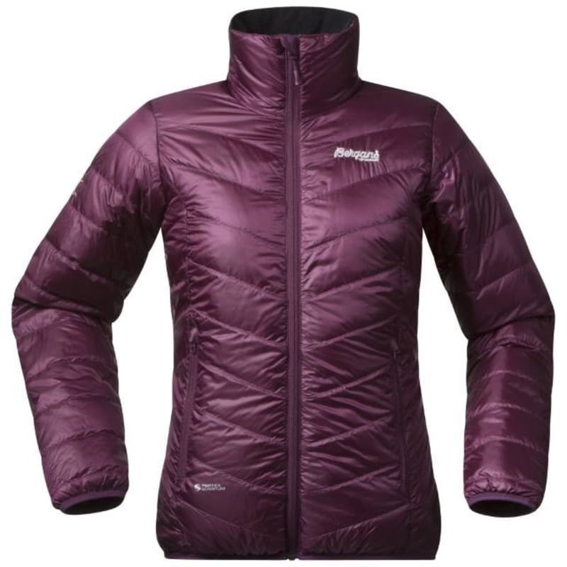 Bergans Down Light Lady Jacket S Plum
