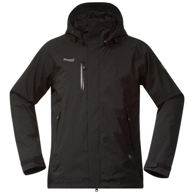 Bergans Flya Insulated Jacket S Black