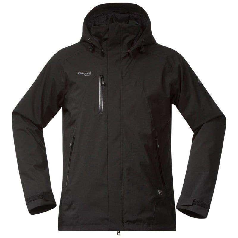 Bergans Flya Insulated Jacket S Black