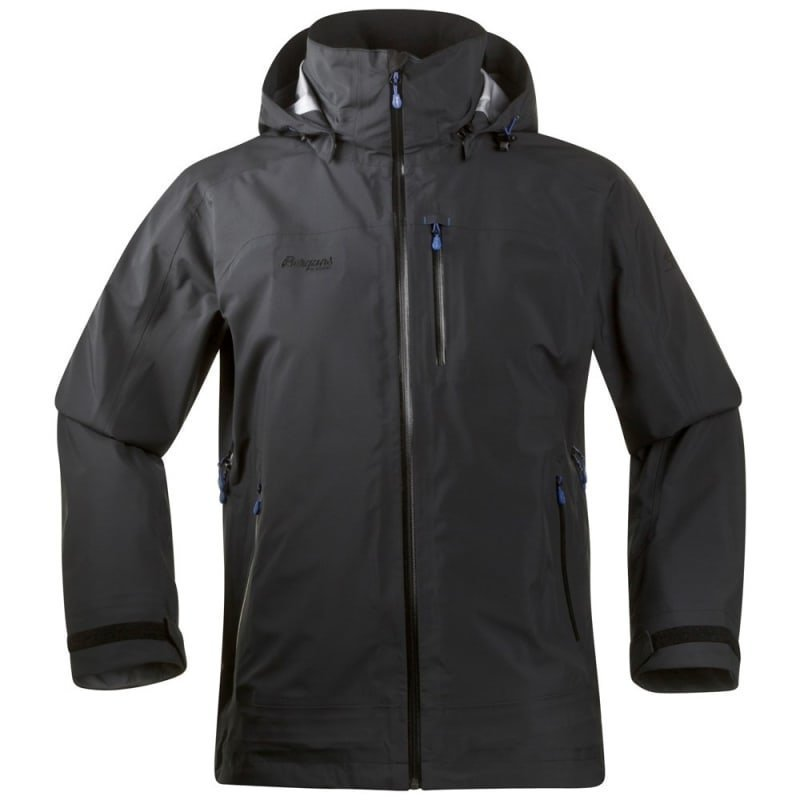 Bergans Gjende Jacket L Black/Blue