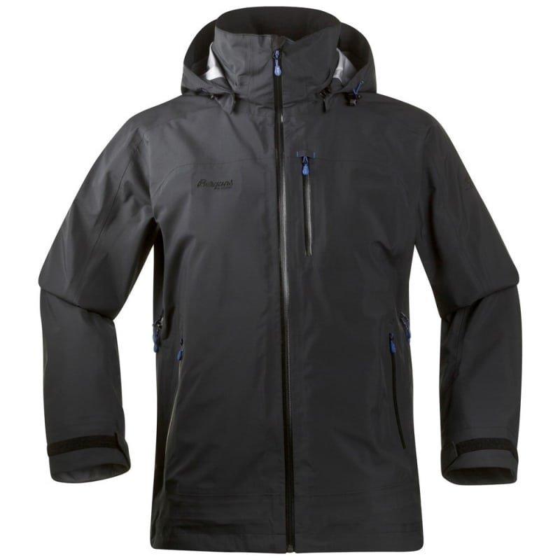 Bergans Gjende Jacket S Black/Blue