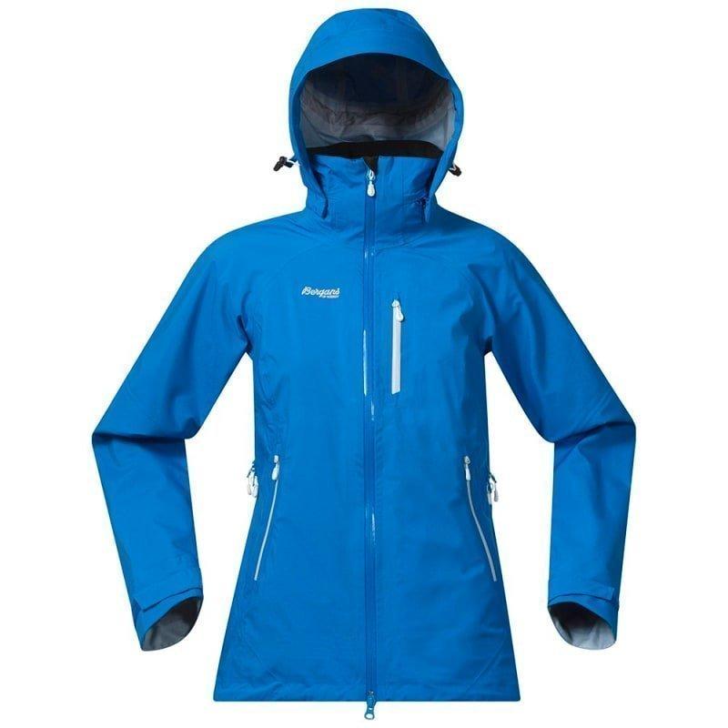 Bergans Gjende Lady Jacket L AthensBlue/Alu/White