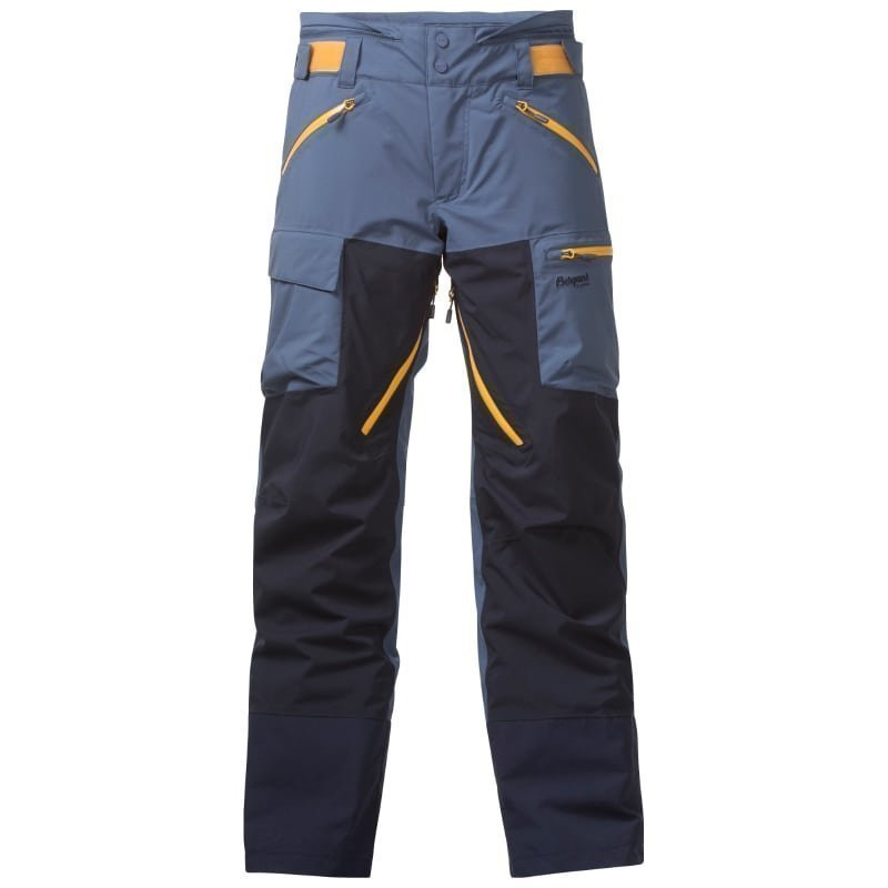 Bergans Hafslo Insulated Pant L Dustyblue/MidnightBlue/Desert