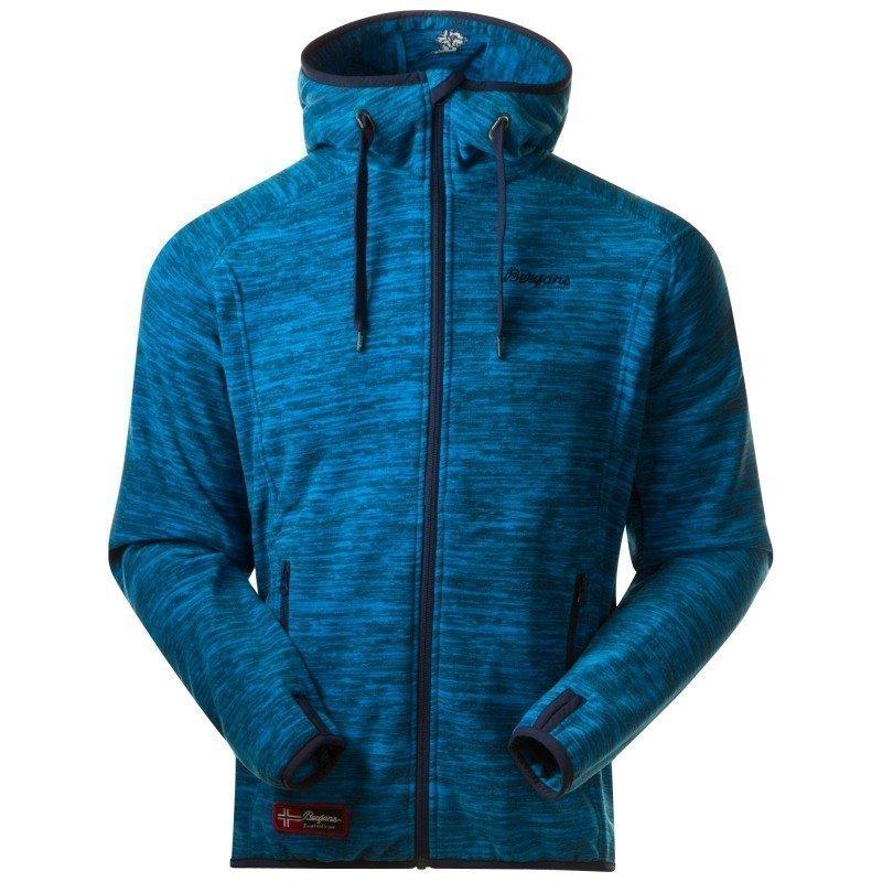 Bergans Hareid Jacket M Blue Melange