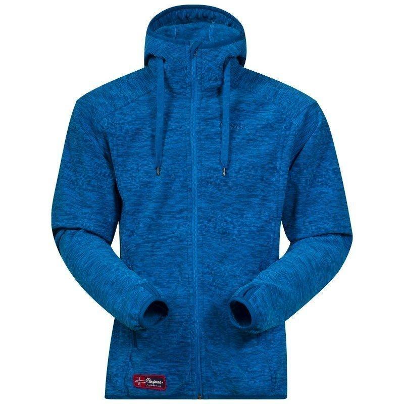 Bergans Hareid Jacket XL Lt Wintersky Melange/Ocean