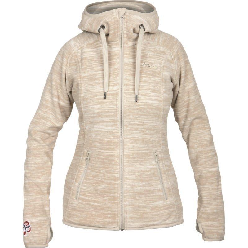 Bergans Hareid Lady Jacket M Cream Melange