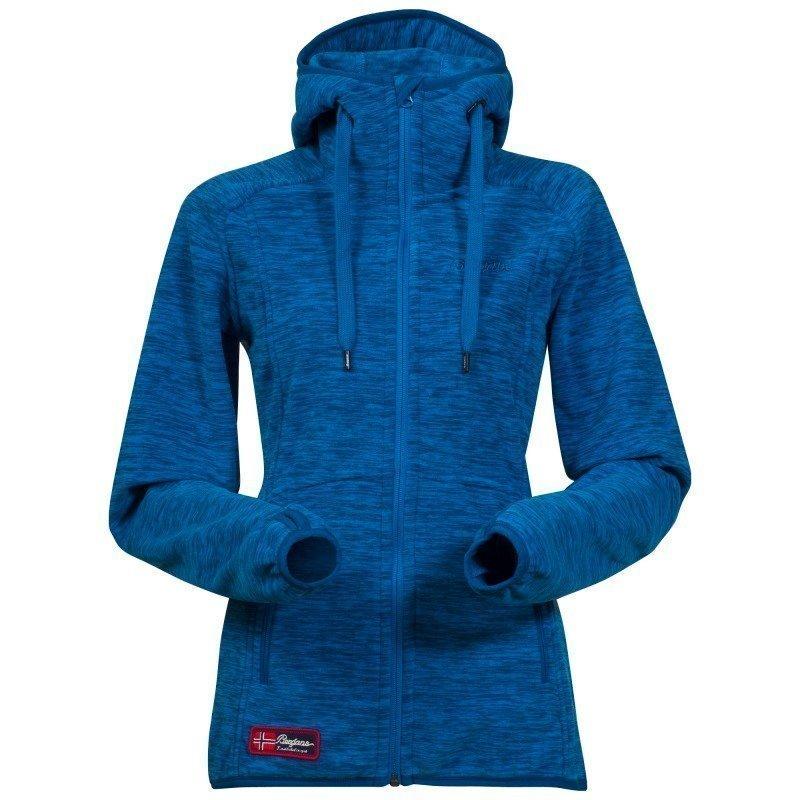 Bergans Hareid Lady Jacket XL Lt Wintersky Melange/Ocean
