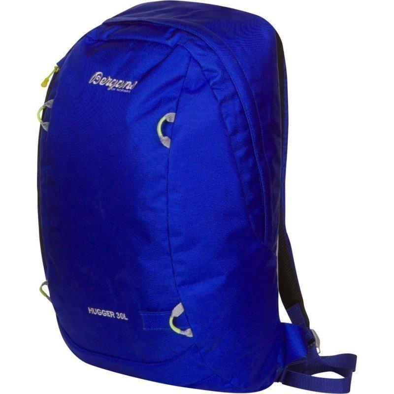 Bergans Hugger 30L 30 Cobalt Blue/Neon Green