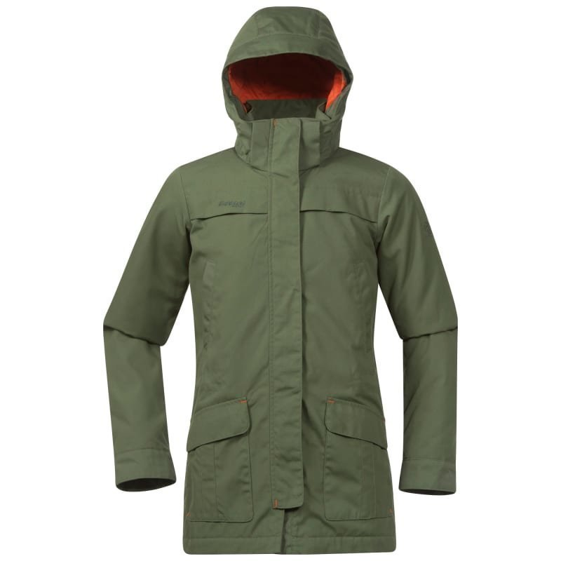 Bergans Lade Insulated Youth Girl Parka
