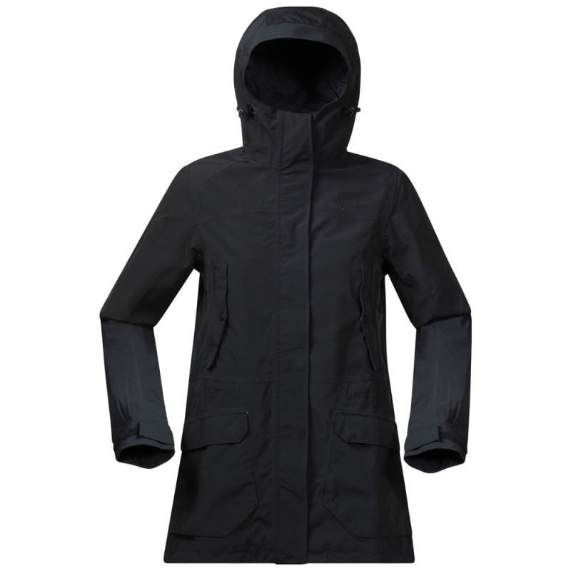 Bergans Lone Lady Jacket L Black