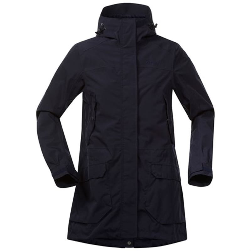 Bergans Lone Lady Jacket S Navy