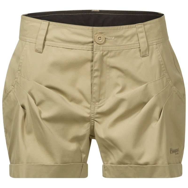 Bergans Mianna Lady Shorts L Beige