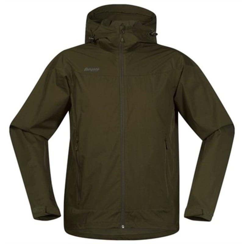 Bergans Microlight Jacket S Dark Olive