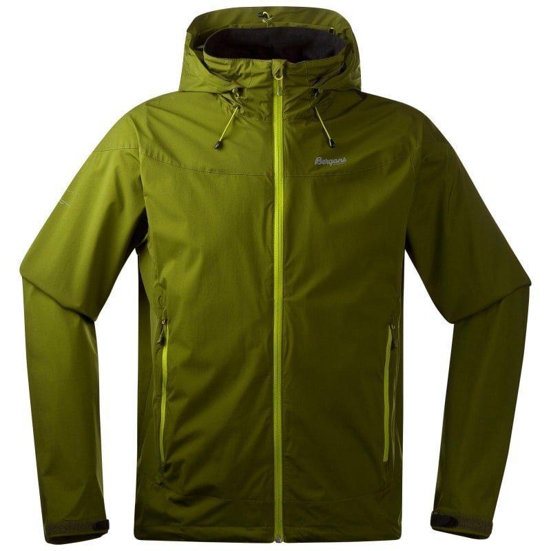 Bergans Microlight Jacket S Green Tea/Lime