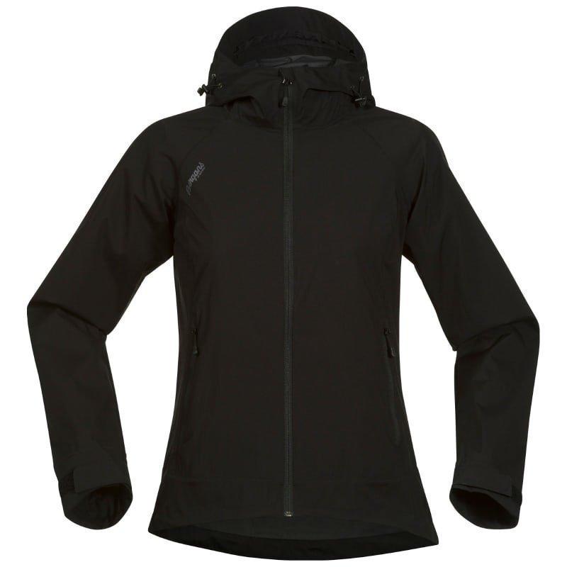 Bergans Microlight Lady Jacket L Black