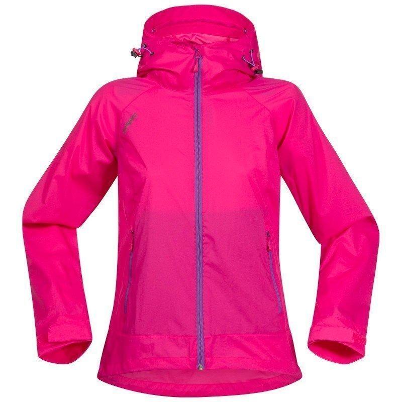 Bergans Microlight Lady Jacket S Hot Pink/Light Amethyst