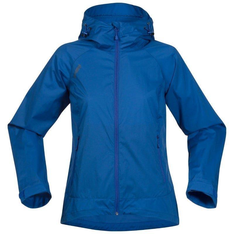 Bergans Microlight Lady Jacket XS Blue/Inkblue