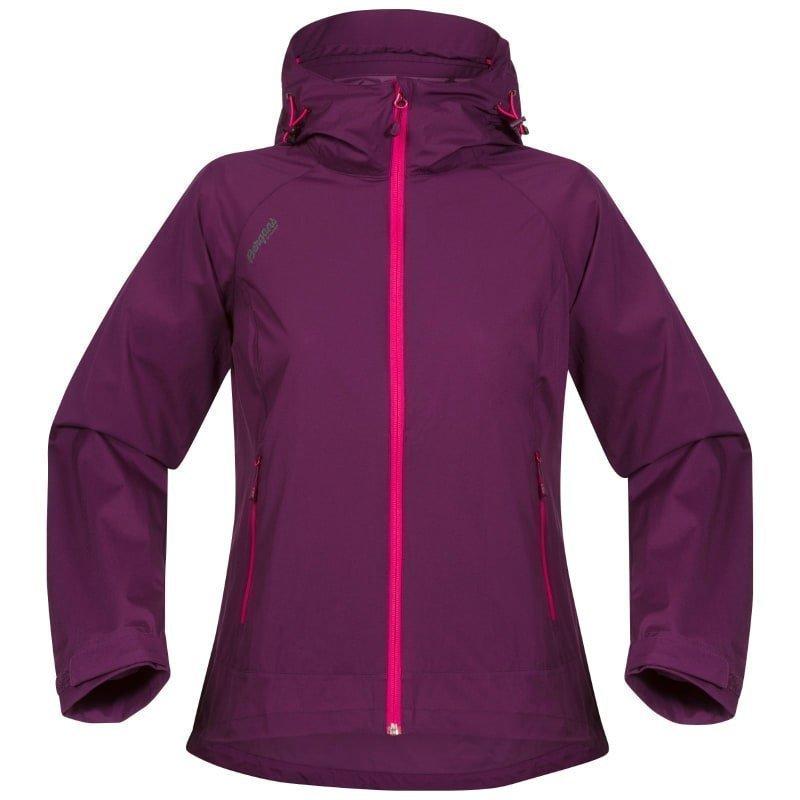Bergans Microlight Lady Jacket XS Plum/Hot Pink