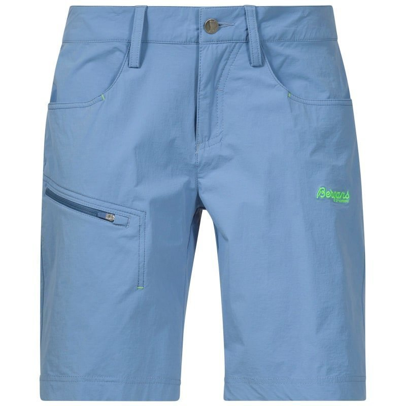 Bergans Moa Lady Shorts XS Dusty Lt Blue/Dusty Blue