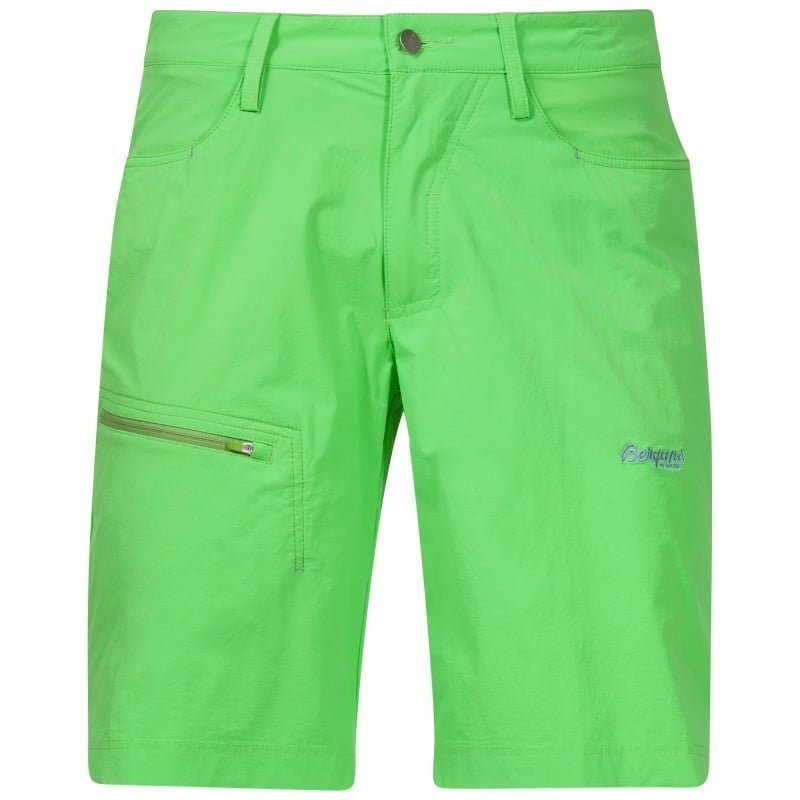 Bergans Moa Shorts M TimothyY/Lawn Green