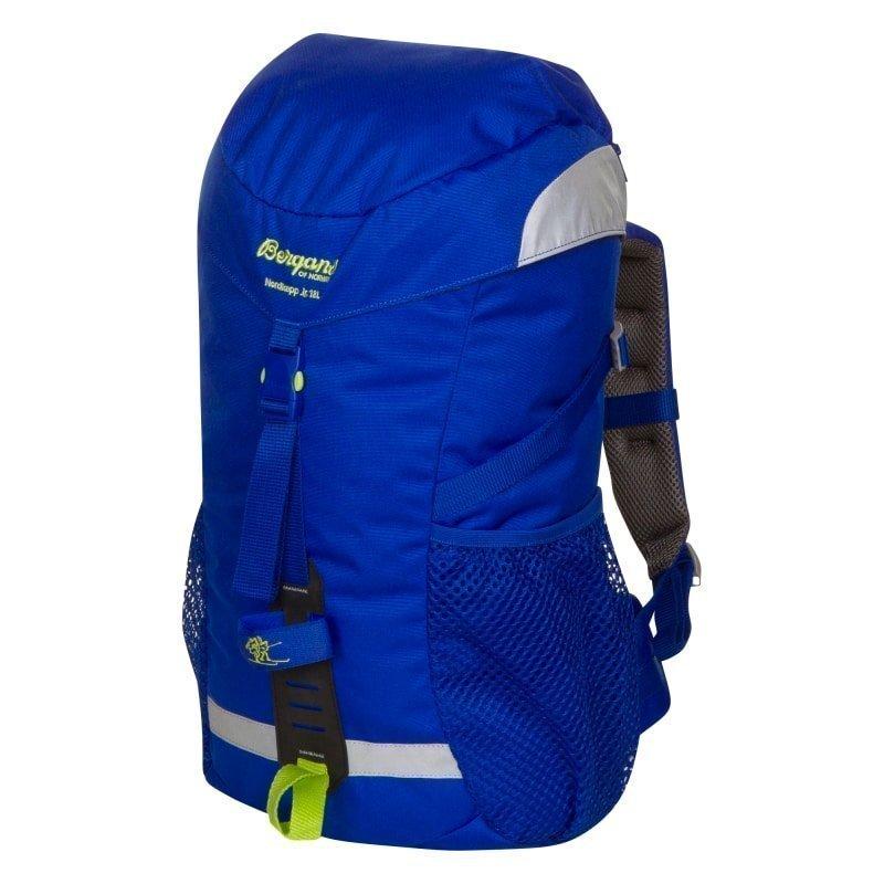 Bergans Nordkapp JR 18L 18 Cobalt Blue/Neon Green
